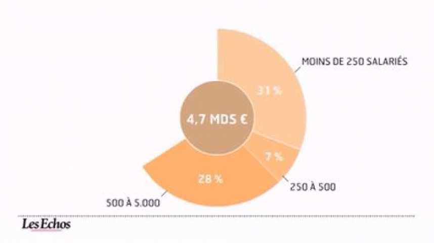 Illustration pour la vidéo L'infographie du jour : le succès du Crédit Impôt Recherche