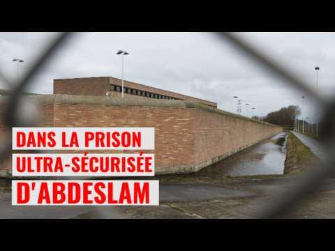 A quoi ressemble la prison ultra-sécurisée d'Abdeslam ?