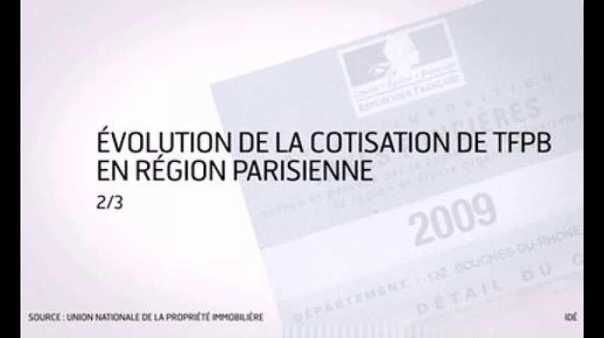 Illustration pour la vidéo L'infographie du jour : la taxe foncière explose dans les grandes villes
