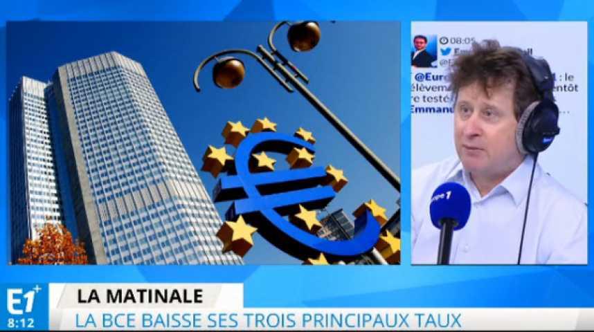 Illustration pour la vidéo La BCE baisse ses taux : quelle significations et quelles conséquences ?