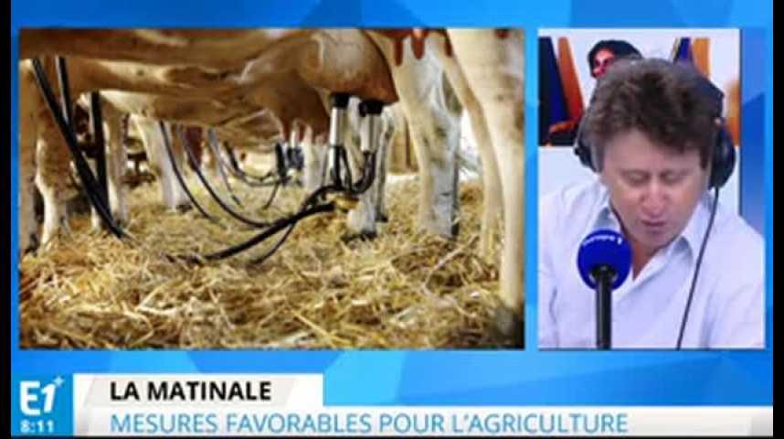 Illustration pour la vidéo Crise agricole : la France a mis la pression sur Bruxelles