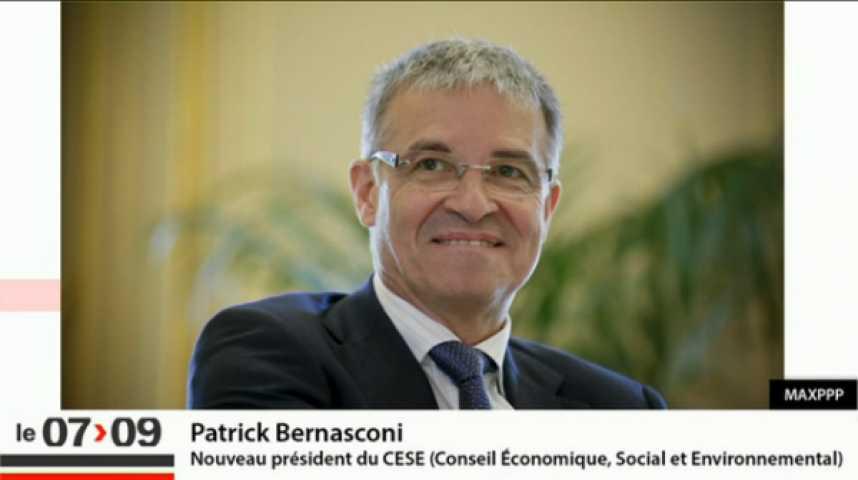 Illustration pour la vidéo Un ministre du Futur à la place du CESE