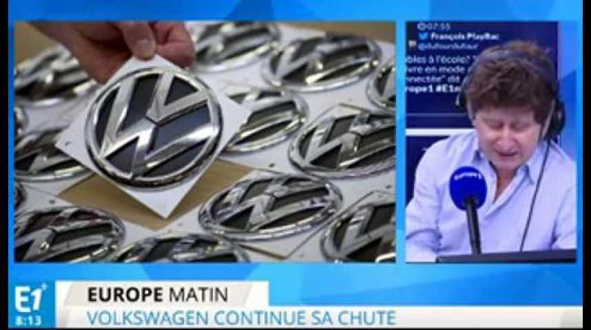 Illustration pour la vidéo Mensonge Volkswagen : vers la ruine de l'économie ?