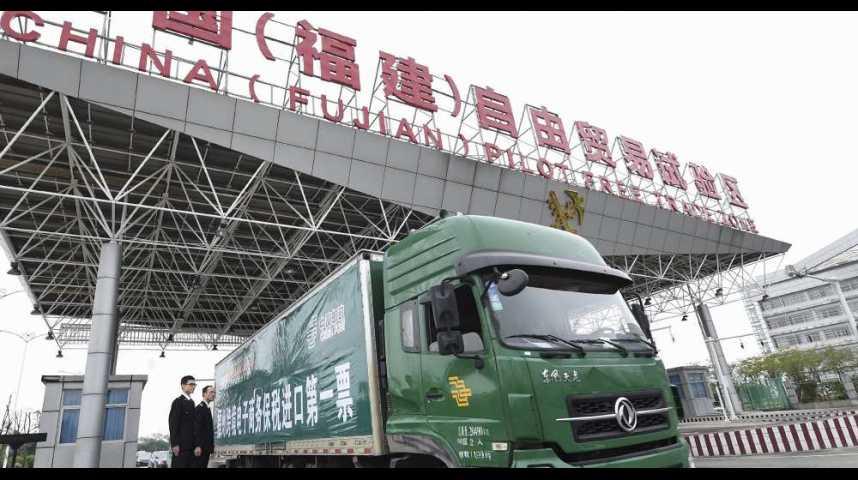 Illustration pour la vidéo Economie de marché : faut-il donner le statut à la Chine ?