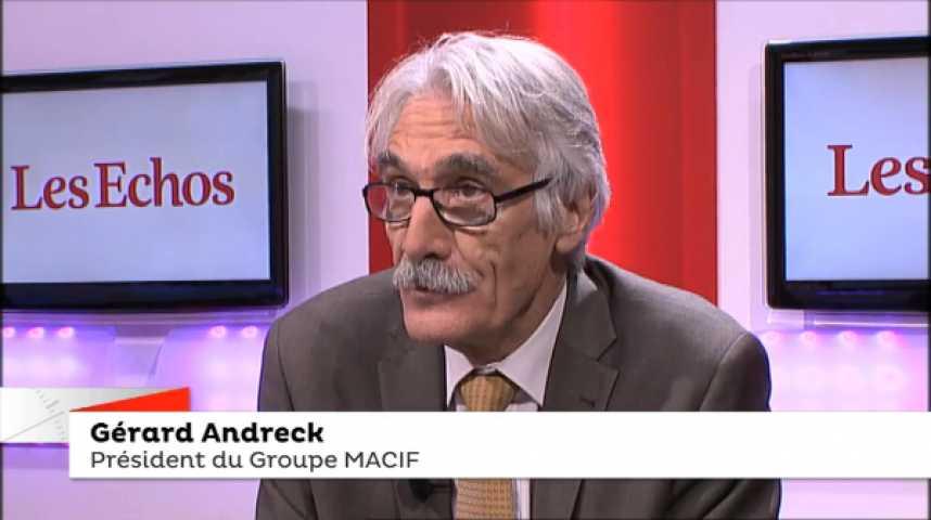 """Illustration pour la vidéo G.Andreck (Macif) : """"Voile : 10 millions investis nous rapportent 17 millions d'euros"""""""