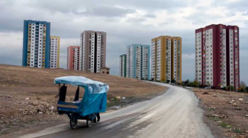 Série photo #50 - George Georgiou : un regard sur la Turquie contemporaine