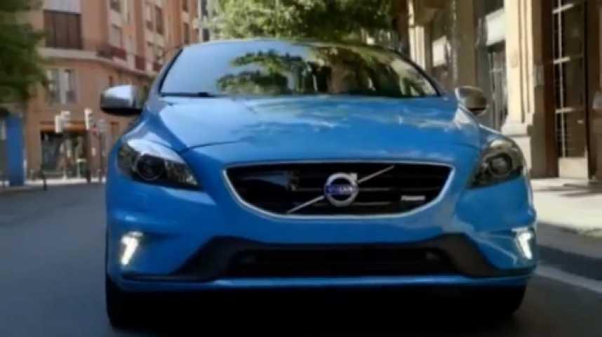 Illustration pour la vidéo Volvo, une marque sûre et sexy et maintenant écolo.