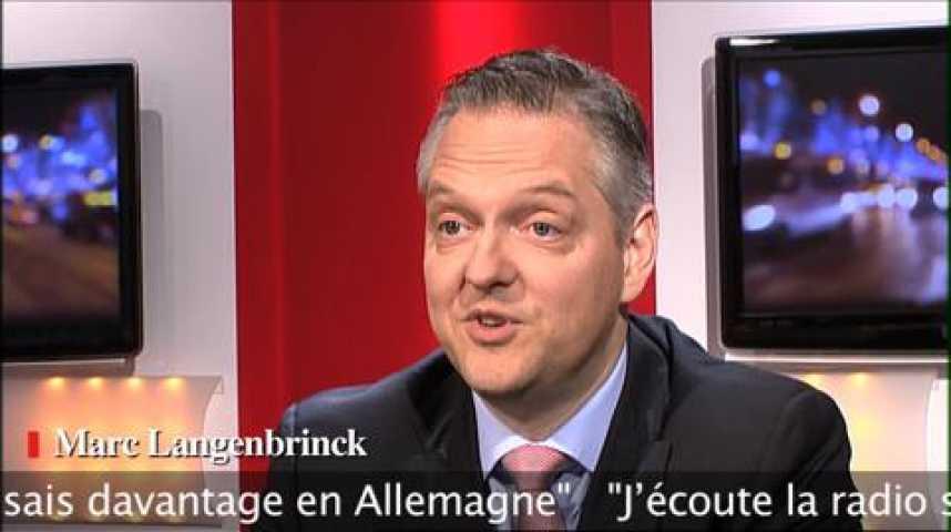 Illustration pour la vidéo Marc Langenbrinck, directeur général pour la France de Mercedes-Benz