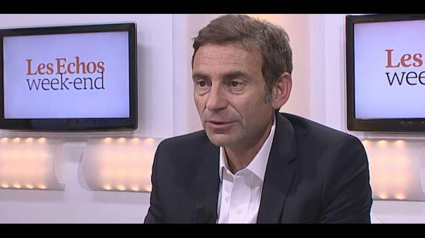 Illustration pour la vidéo Philippe Brocart, directeur général de Maison & Objet
