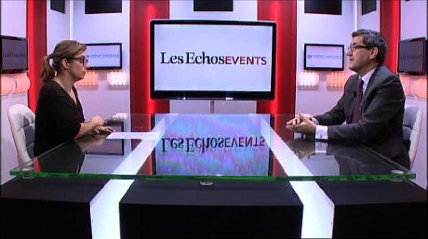 Illustration pour la vidéo Thierry Simon, responsable réseau international, Crédit Agricole CIB
