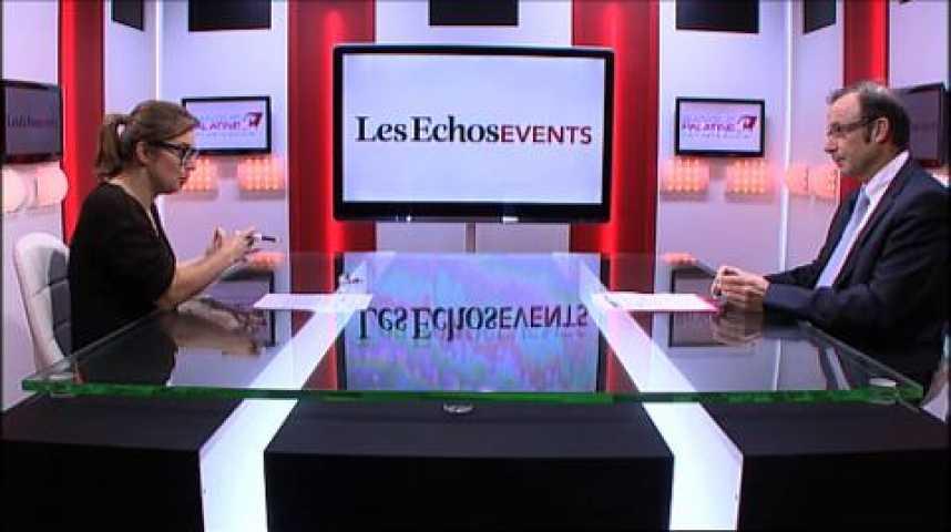 Illustration pour la vidéo Pierre-Yves Dréan, président, Banque Palatine