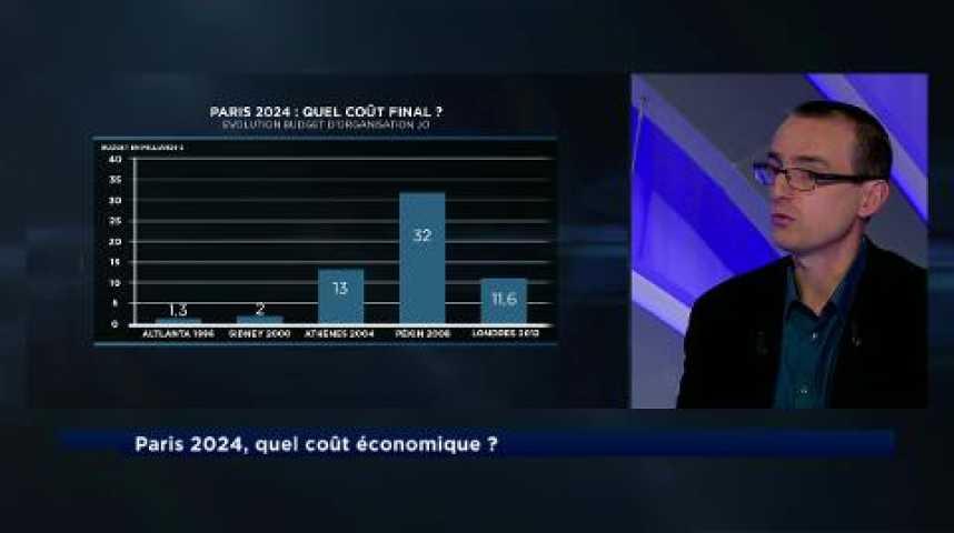 Illustration pour la vidéo JO 2024 : le dilemme parisien