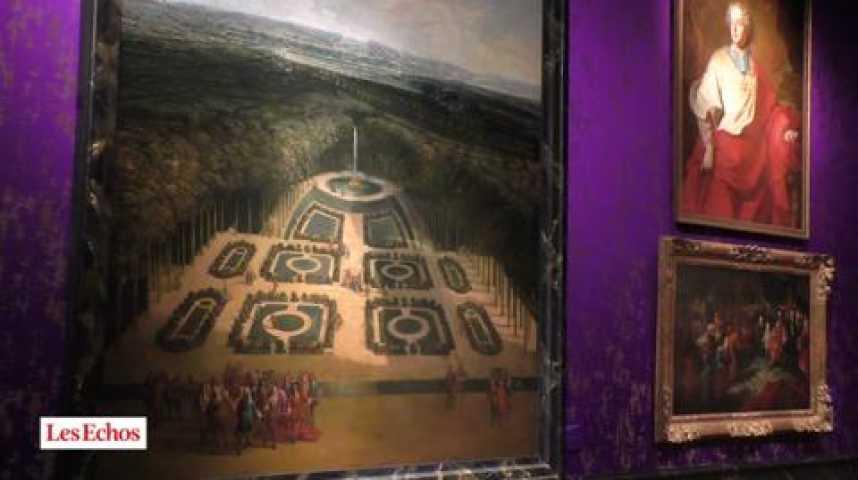 Illustration pour la vidéo « Le roi est mort » : l'exposition événement à Versailles