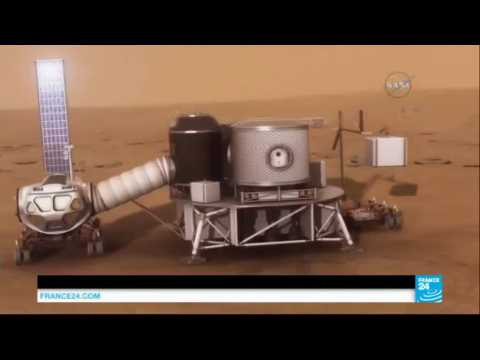 Mission Mars: NASA to test inflatable habitat to house future astronauts on the Red Planet