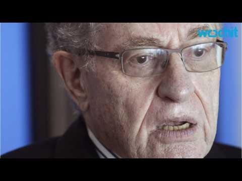 OJ Lawyer, Dershowitz, Settles Illegal Sex Defamation Suit