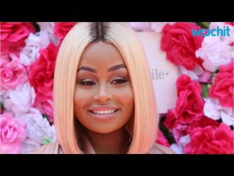 Blac Chyna Spotted After Giving Birth to Dream Kardashian