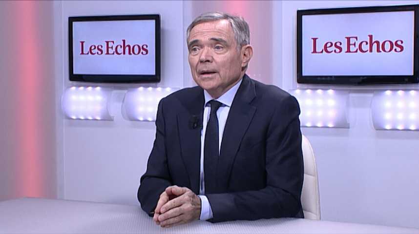 """Illustration pour la vidéo Fillon en tête : """"ce sont les débats qui ont participé à la prise de conscience des électeurs"""", selon Bernard Accoyer"""