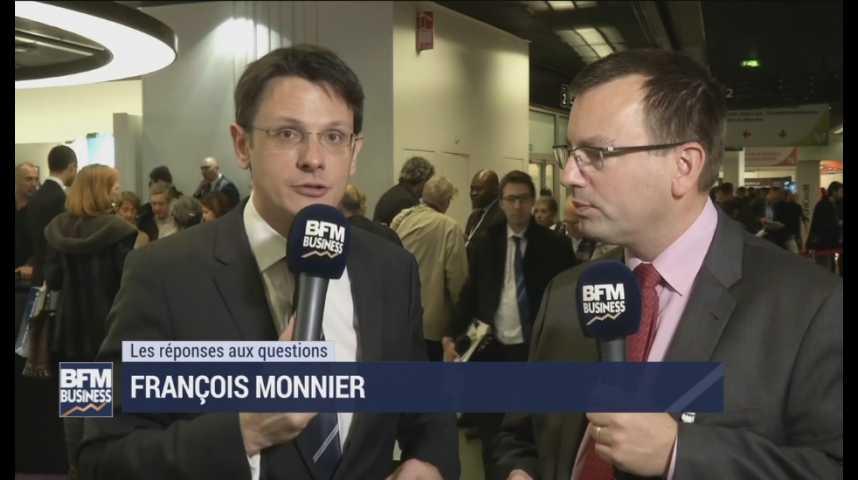 Illustration pour la vidéo Actionnaria : Les réponses aux questions de François Monnier