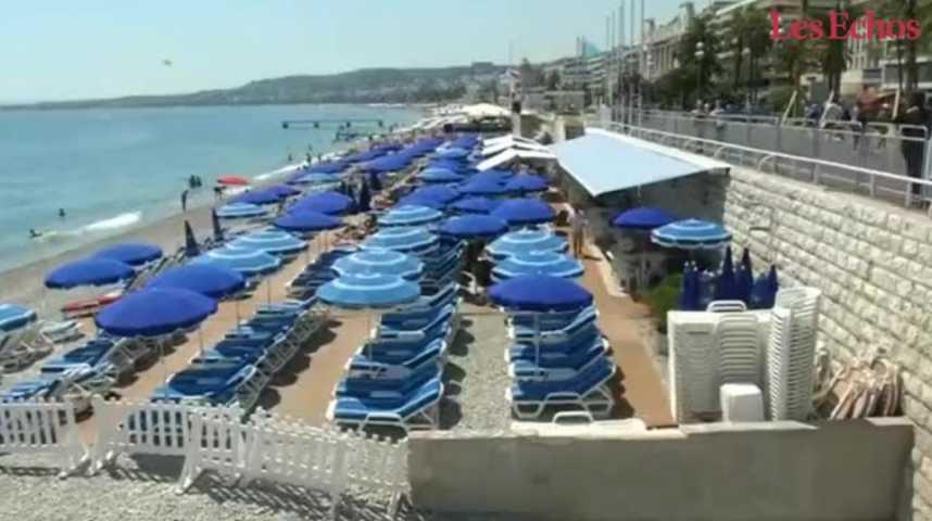 Illustration pour la vidéo Pourquoi la fréquentation touristique a reculé de 2,5% cet été en France