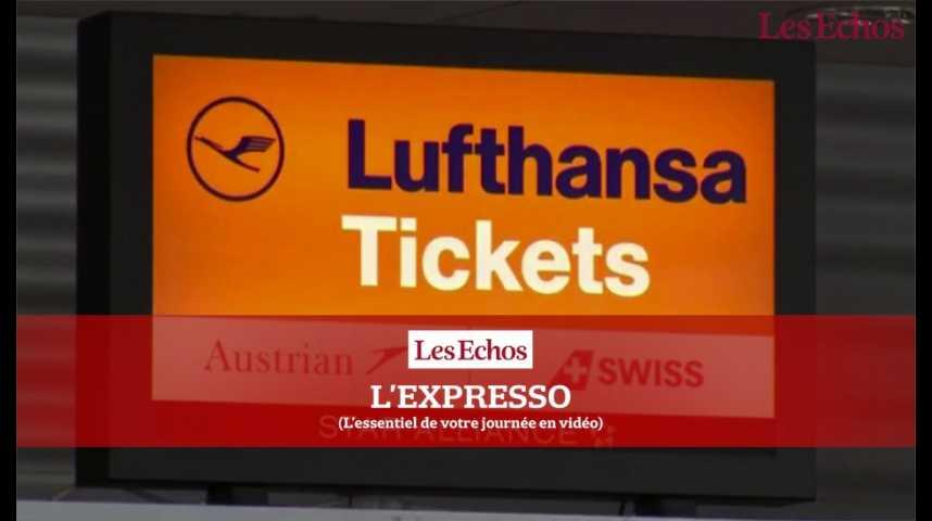 Illustration pour la vidéo Grève en approche chez Lufthansa, les minutes de la Fed...