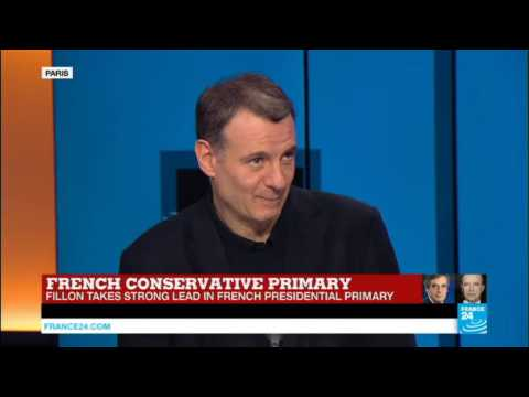 """French conservative primary: """"François Fillon's victory is not a good news for Marine Le Pen"""""""