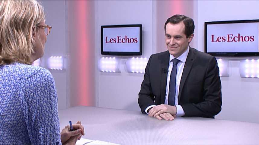 """Illustration pour la vidéo N. Bay (secrétaire général du FN) : """"Macron, ce candidat qui fait la jointure entre Fillon et Valls"""""""