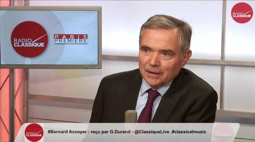"""Illustration pour la vidéo """"Il est exclu de diminuer les remboursements de la Sécu"""" Bernard Accoyer (01/12/2016)"""