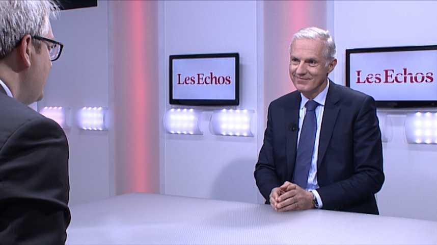 """Illustration pour la vidéo """"Les acquisitions vont continuer"""" chez Legrand, selon Gilles Schnepp"""