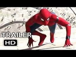 SPIDER-MAN HOMECOMING Movie Trailer (2017) Action Superhero Film