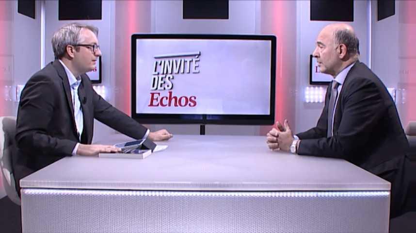 """Illustration pour la vidéo Pierre Moscovici : """"Je crois au plafond de résilience au populisme en France"""""""