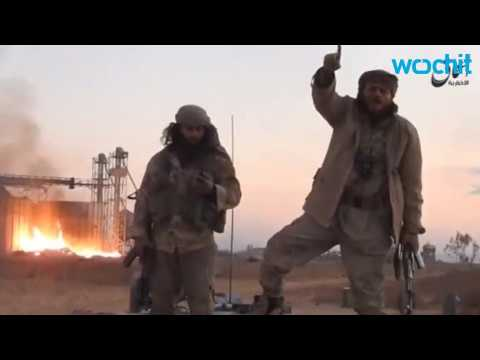 ISIS And Syrian Regime Troops Clash Over Ancient City