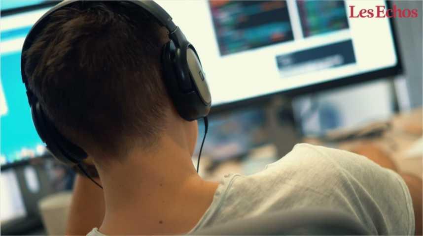 Illustration pour la vidéo Les 10 métiers du digital qui décollent