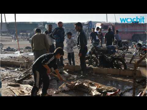 Car Bomb Kills Dozens Near Turkish-Syrian Border
