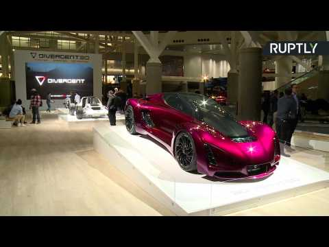 Check Out the World's First Highway-Safe, 3D-Printed Supercar