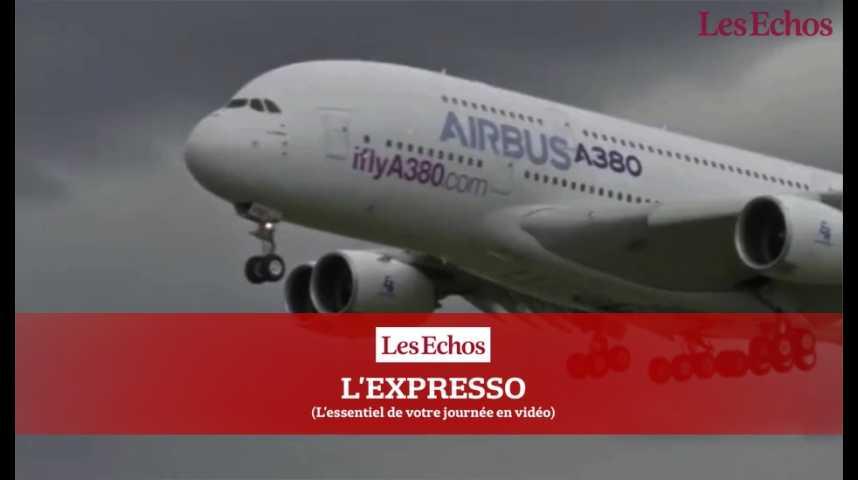 Illustration pour la vidéo Airbus, des suppressions d'emplois en vue ce mardi