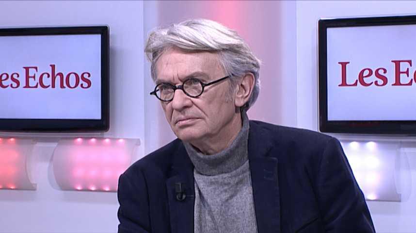 """Illustration pour la vidéo """"Hollande est celui qui parle le plus de dialogue social, et qui l'a le moins pratiqué"""", déplore J-C. Mailly (Force ouvrière)"""