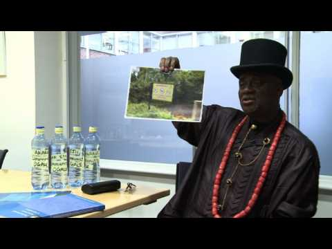 Nigerian king takes Shell to court in London over polluted water