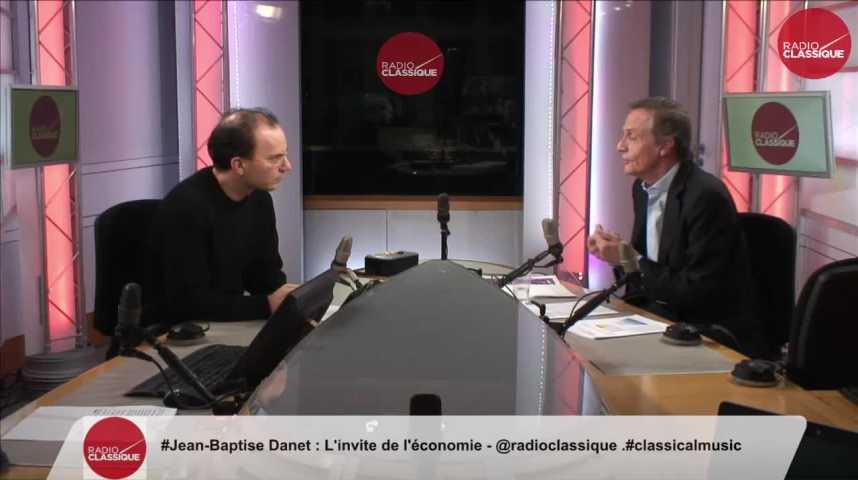 """Illustration pour la vidéo """"Macron obtient chez les entrepreneurs le bénéfice du doute"""" Jean-Baptiste Danet (25/11/2016)"""