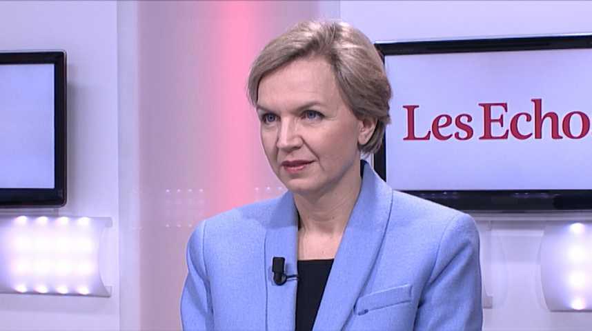 Illustration pour la vidéo «On a essayé de faire passer Alain Juppé pour le gauchiste de cette primaire», estime Virginie Calmels