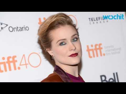 Evan Rachel Wood Shares Important Message About Sexual Assault