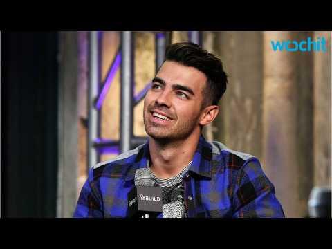 Joe Jonas Reveals His Man Crushes