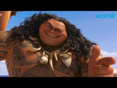 'Moana' Could Surpass 'Frozen' In Second Weekend At Box Office