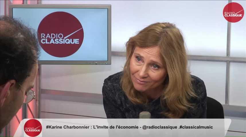 """Illustration pour la vidéo """"Je pense que le pays va mal et que nous avons besoin de réformes"""" Karine Charbonnier (30/11/2016)"""