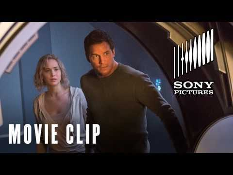 Passengers - First Date Clip - Starring Jennifer Lawrence and Chris Pratt - At Cinemas December 21