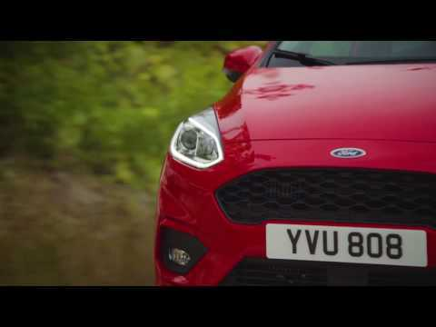 Ford Fiesta ST-Line Driving Video | AutoMotoTV