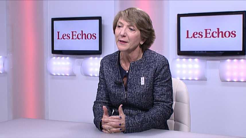 """Illustration pour la vidéo """"Nous avons fait 235 millionnaires en France"""" en  2016 (Stéphane Pallez, FDJ)"""