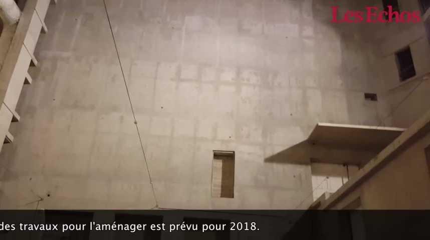 Illustration pour la vidéo La future nouvelle salle à Bastille de l'Opéra de Paris
