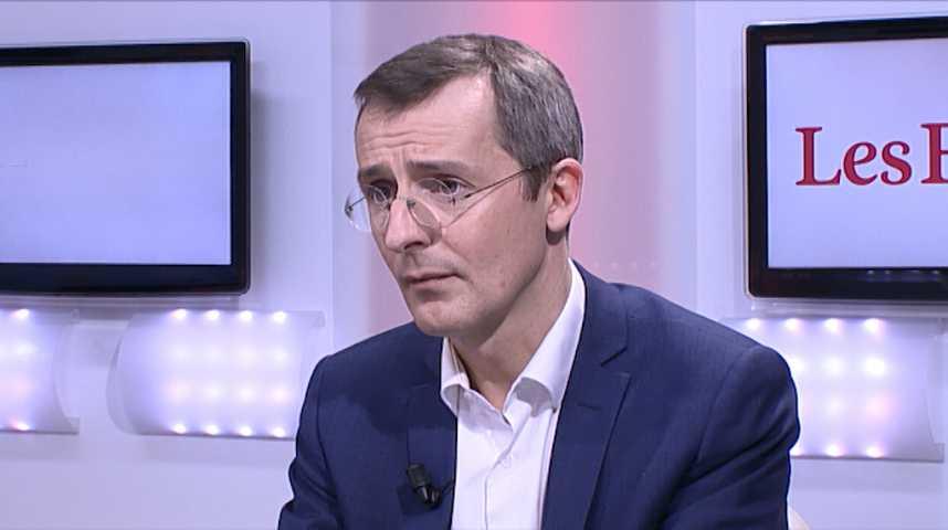 Illustration pour la vidéo L'Invité des Echos : Didier Casas, directeur général adjoint de Bouygues Telecom