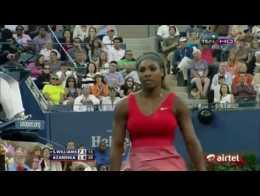 US OPEN 2013 FINALE - Serena Williams Vs Victoria Azarenka 27e317c211d7a
