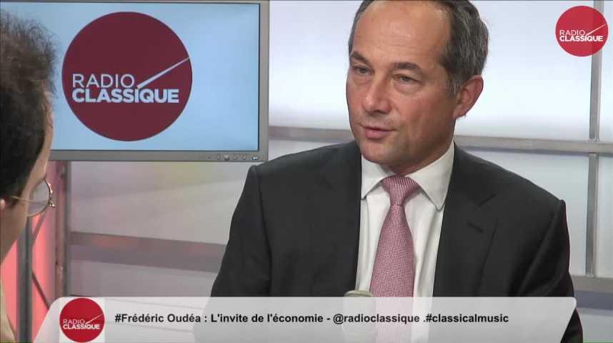 """Illustration pour la vidéo """"La remontée des taux dépend de ce qui se passera aux USA"""" Frédéric Oudéa (09/02/2018)"""